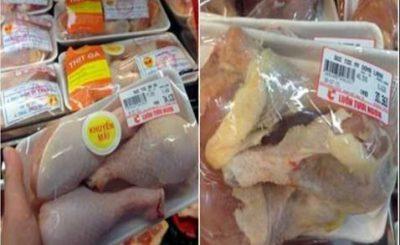 Đùi gà Mỹ giá rẻ